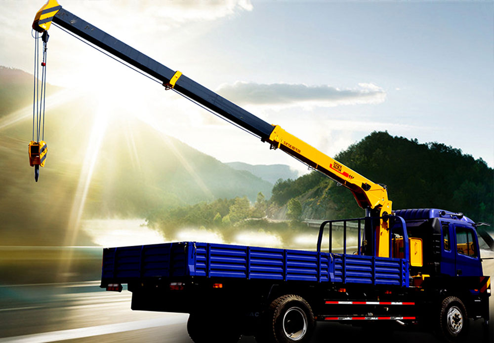 XCMG SQ4SK2Q Truck Mounted Crane 】XCMG Group Truck Mounted Crane