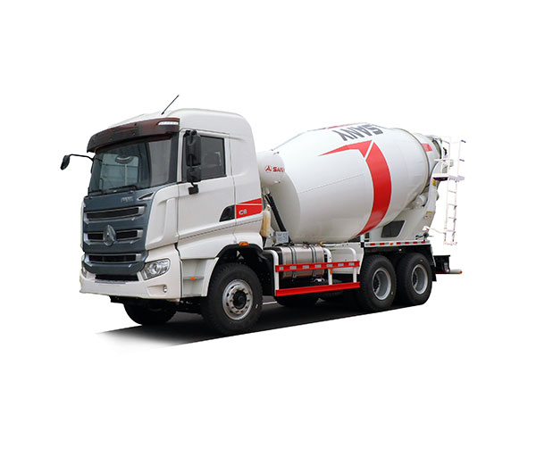 SANY SY310C-8(R Dry) 10m³ Truck Mixer  Concrete Truck Mixer