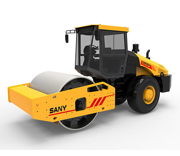 SANY SSR100C-6 10 ton Single Drum   Roller