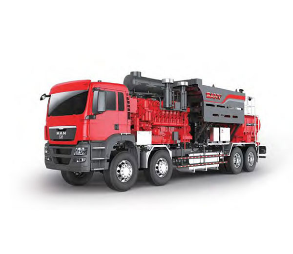 SANY Model-2500 Fracturing Truck  Cementing&Fracturing Equipment