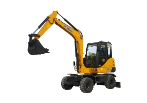 XCMG XE60W   Wheel Excavators