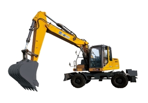 XCMG XE150W   Wheel Excavators