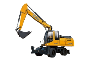 XCMG XE210W   Wheel Excavators