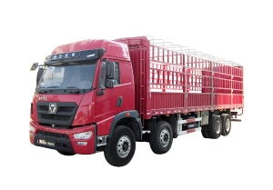 XCMG Box/stake truck 8×4   Freight truck