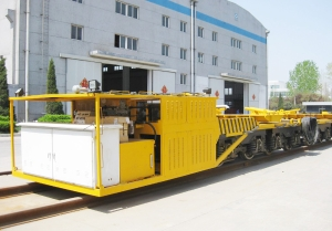 XCMG TY180G wheel-track beam conveying vehicle   Girder Transporter