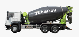 Zoomlion 8m<sup>3</sup> Mixer Trucks  Concrete Truck Mixer