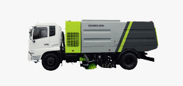 Zoomlion ZLJ5064TSLE3   Road Sweeper