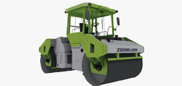 Zoomlion YZ Series  Road   Roller