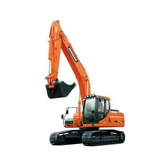 DOOSAN DX225LC-5 Medium Excavator