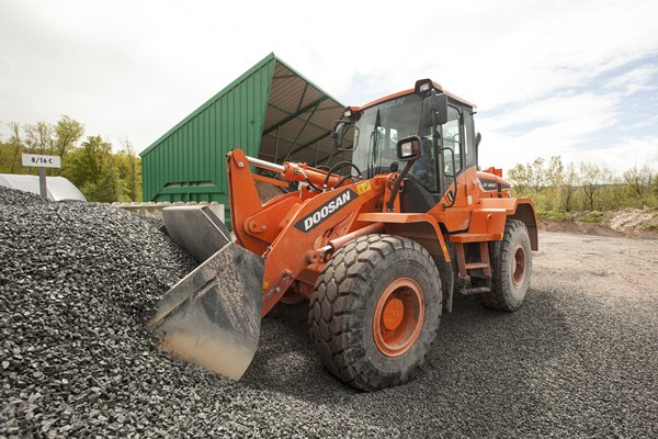 DOOSAN DL200-5 Wheel Loader 】Doosan Infracore