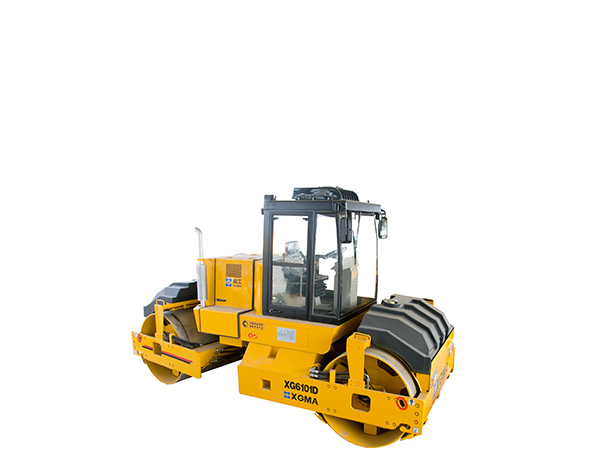 XGMA Middle-Large Tandem Vibratory Roller