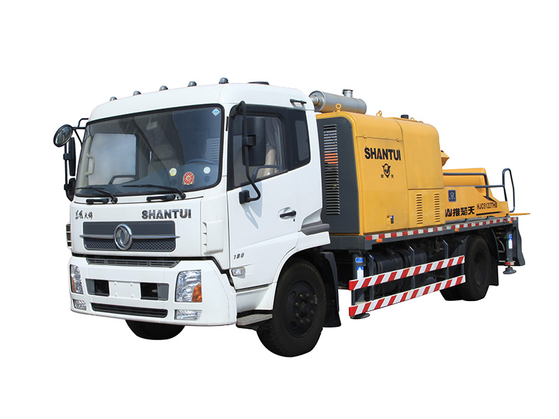 Shantui HJC5121THB-18I Truck-Mounted Pump Series