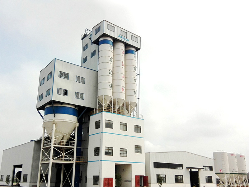 Shantui Dry-Mixed Mortar Batching Plant
