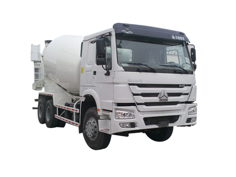 Shantui Truck Mixer Series with SINOTRUK HOWO Chassis