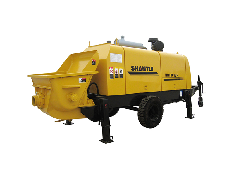 Shantui HBT9018R Trailer Pump Series