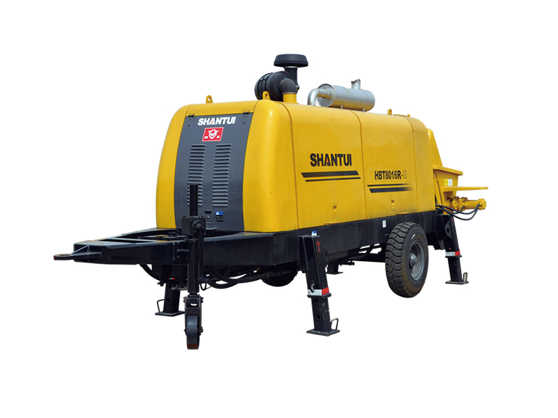 Shantui HBT8016R-III Trailer Pump Series