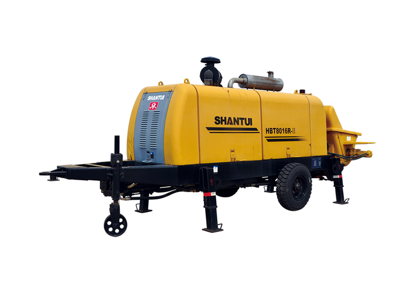 Shantui HBT8016R-ⅡTrailer Pump Series