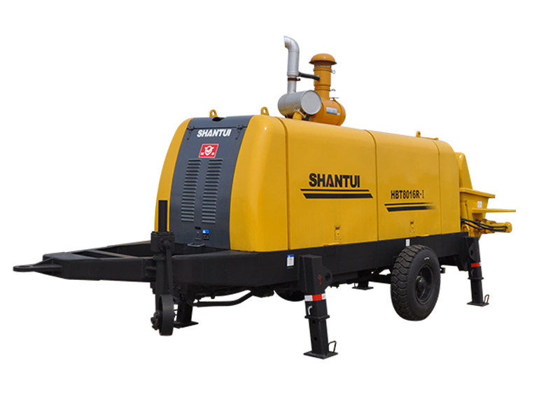 Shantui HBT8016R-ⅠTrailer Pump Series