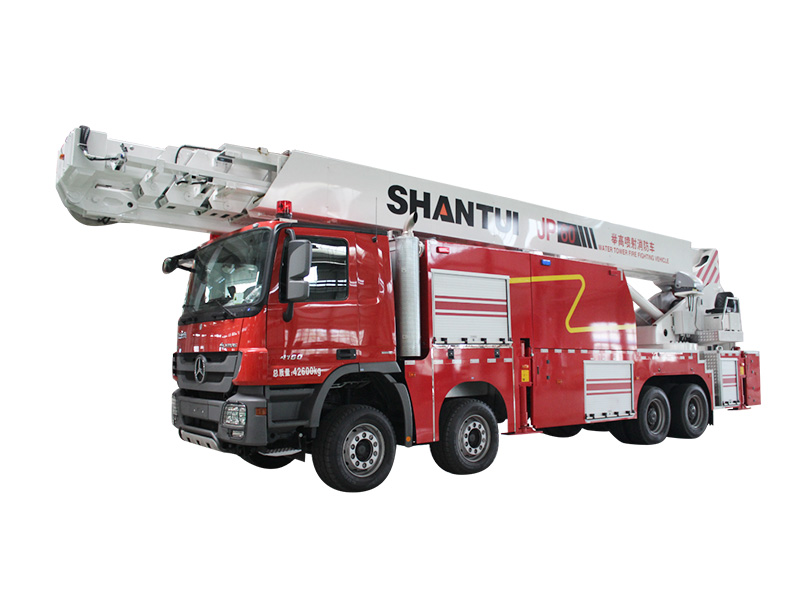 Shantui JP60 Fire Fighting Machinery