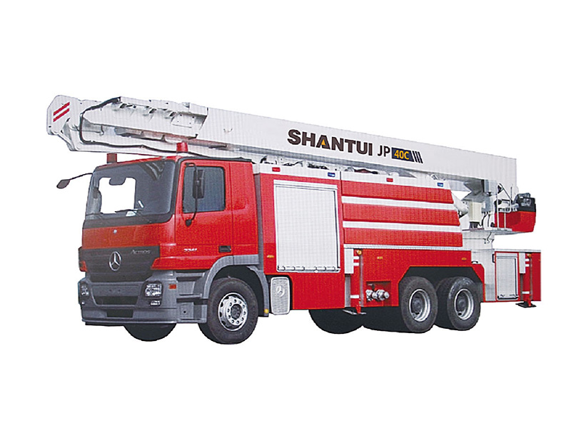 Shantui JP40C Fire Fighting Machinery