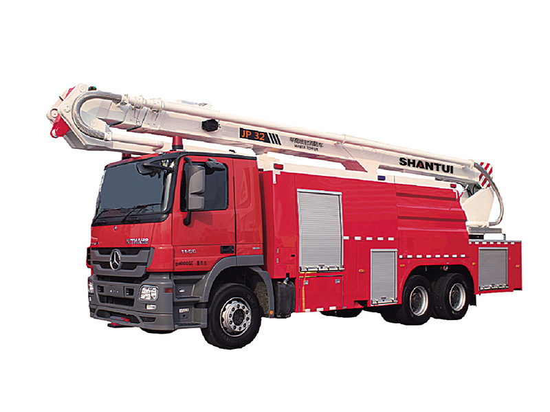Shantui JP32 Fire Fighting Machinery