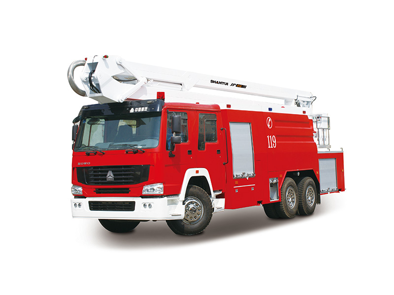 Shantui JP26A Fire Fighting Machinery