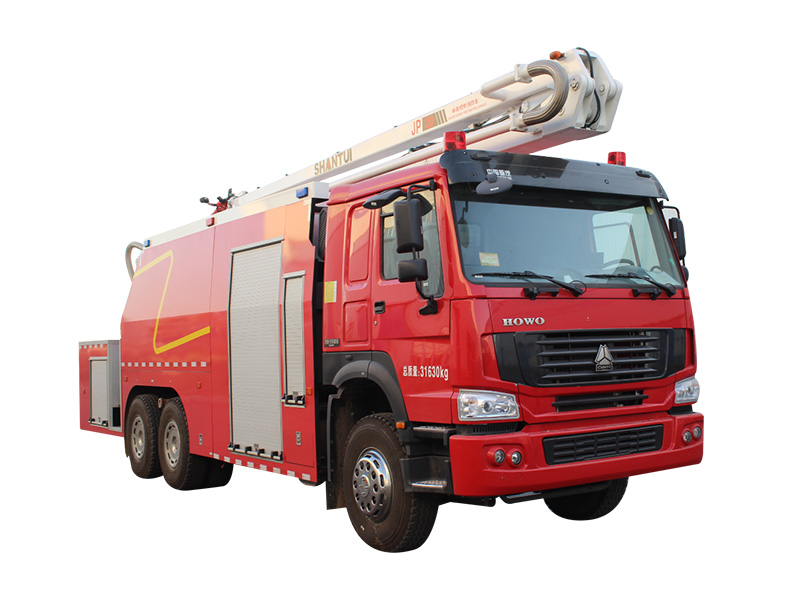 Shantui JP20 Fire Fighting Machinery