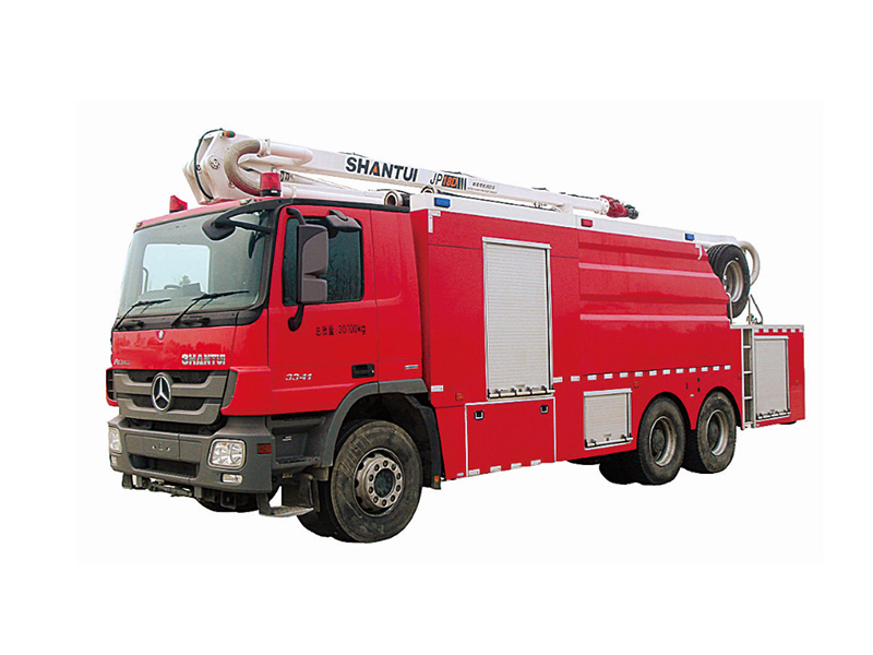 Shantui JP18D Fire Fighting Machinery