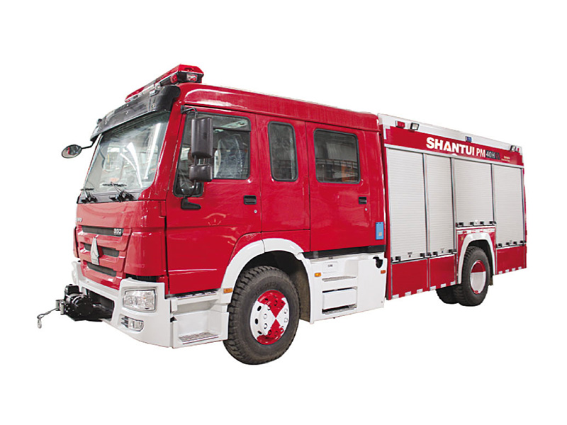 Shantui PM40H Fire Fighting Machinery