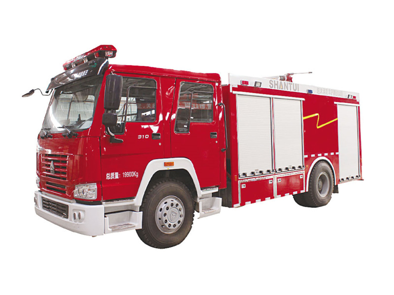 Shantui PM/SG80A Fire Fighting Machinery