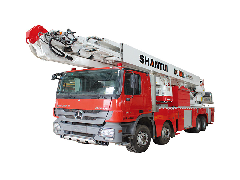Shantui DG54 Fire Fighting Machinery