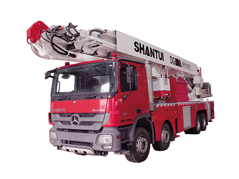 Shantui DG42 Fire Fighting Machinery