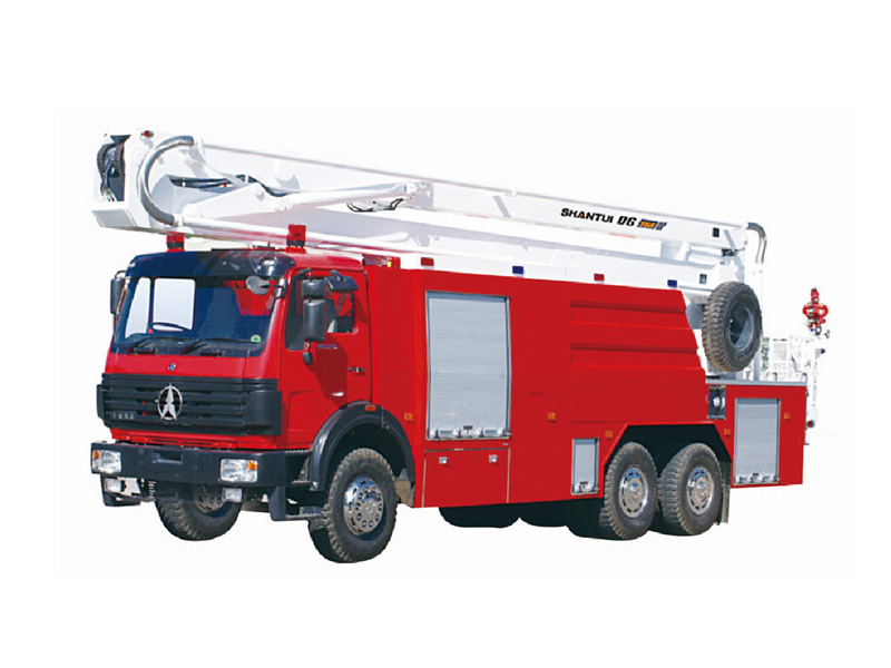 Shantui DG25A Fire Fighting Machinery