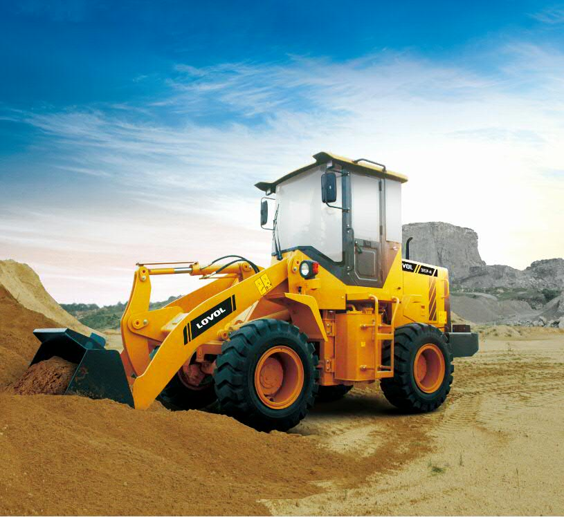 Lovol FL920F-II Wheel Loader