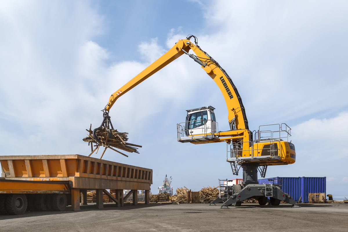 Liebherr LH 50 M High Rise Industry Litronic