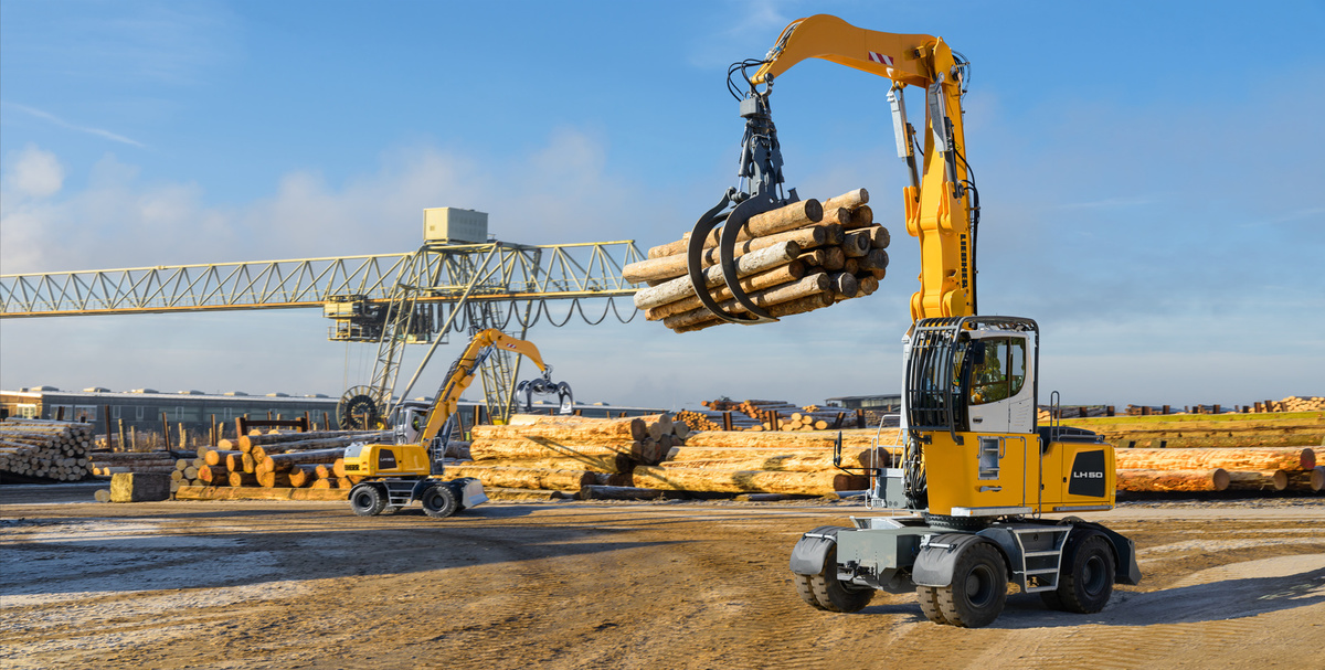Liebherr LH 50 M Timber Litronic