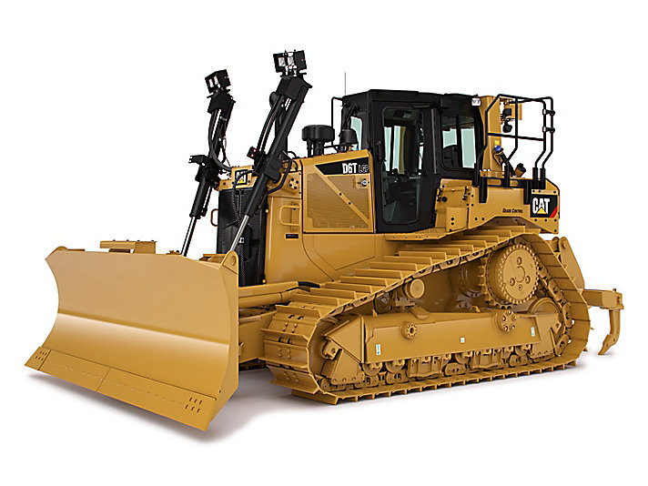 Cat Medium Dozers D6T (NEW)