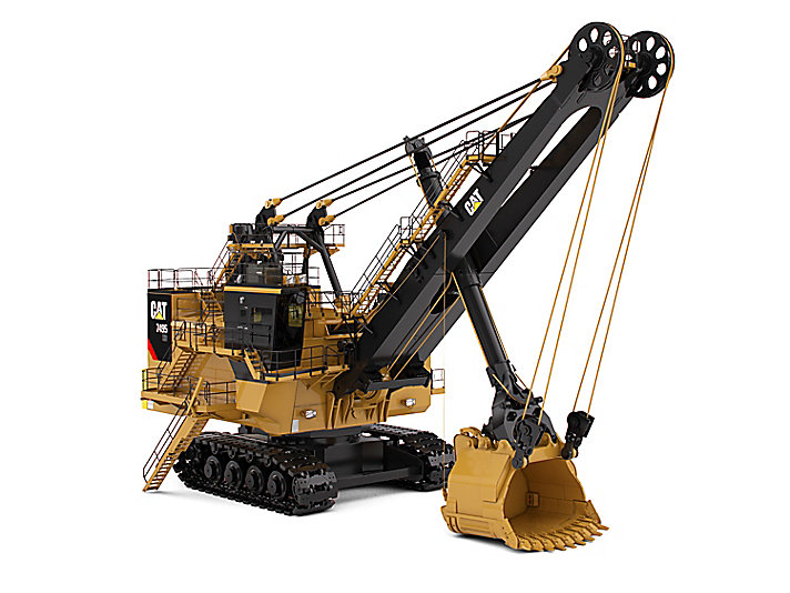 Cat Electric Rope Shovels 7495 HD