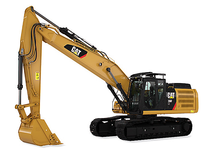 Cat Demolition Excavators 336F L Straight Boom (2017)