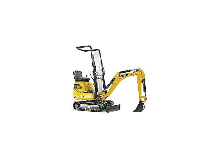 Cat Mini Excavators 300.9D