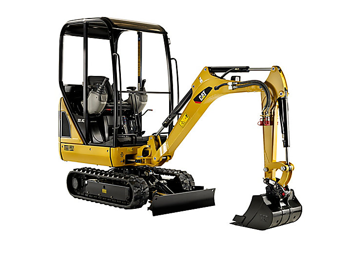 Cat Mini Excavators 301.4C