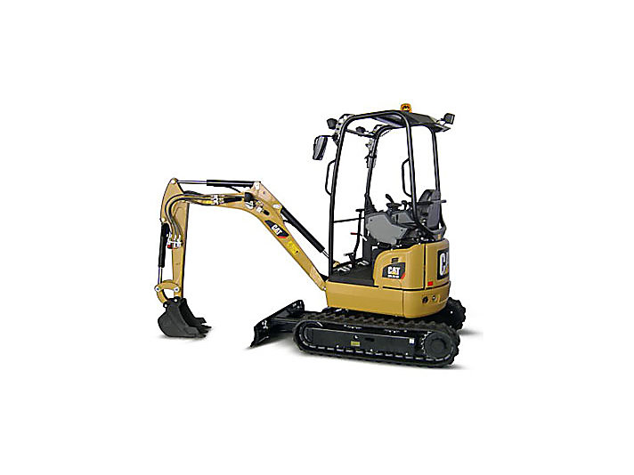 Cat Mini Excavators 301.7D CR