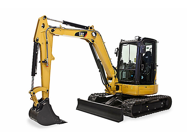 Cat Mini Excavators 305.5E2 CR