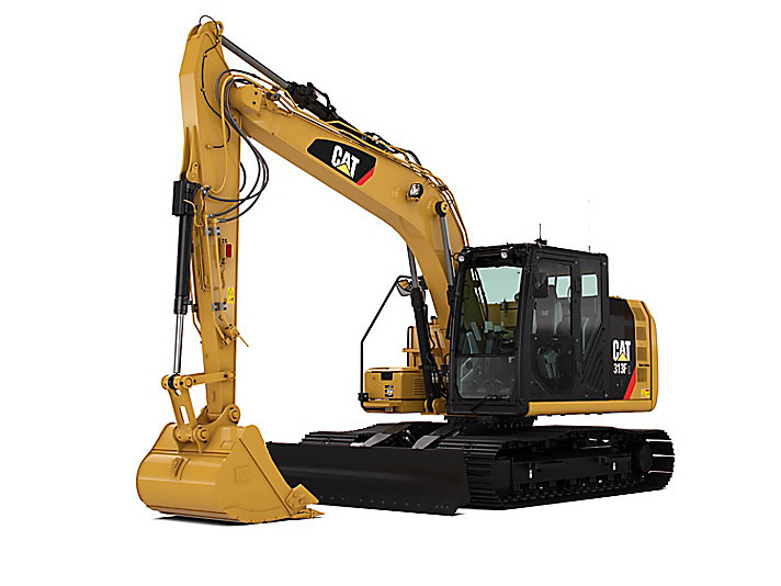 Cat Small Excavators 313F L (2017)