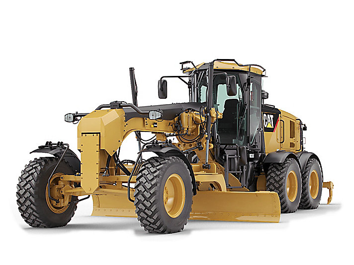 Cat M Series Motor Graders 120M AWD