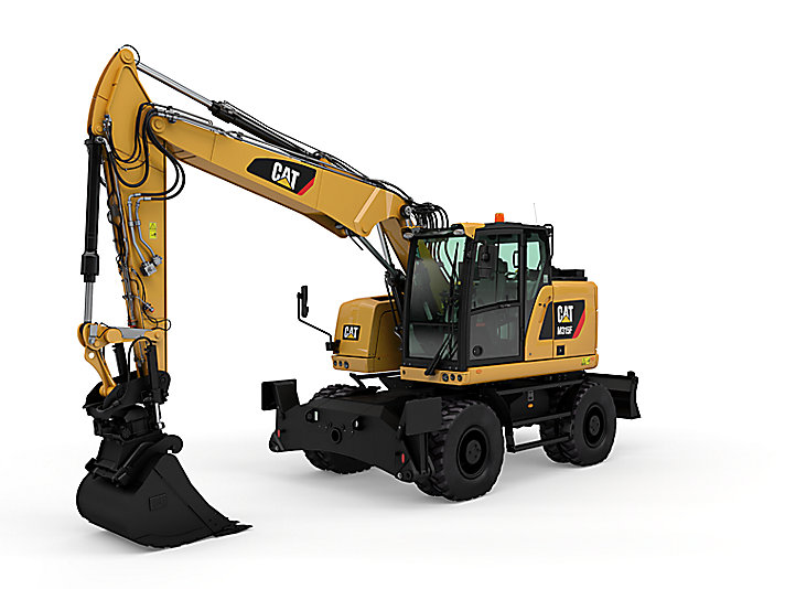 Cat Wheel Excavators M315F (2017)