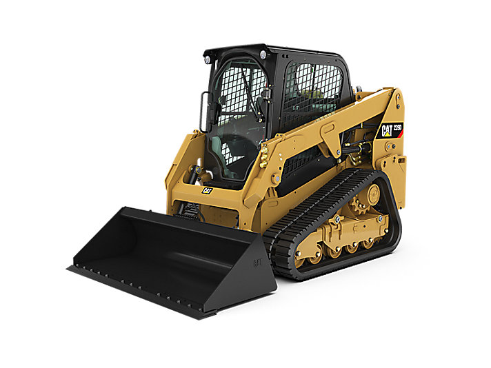 Cat Compact Track Loaders 239D