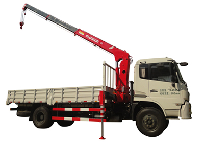 GUOJICHANGLIN SQ5 Truck Mounted Crane