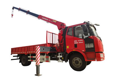 GUOJICHANGLIN SQ6.3 Truck Mounted Crane