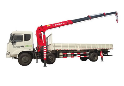 GUOJICHANGLIN SQ10 Truck Mounted Crane